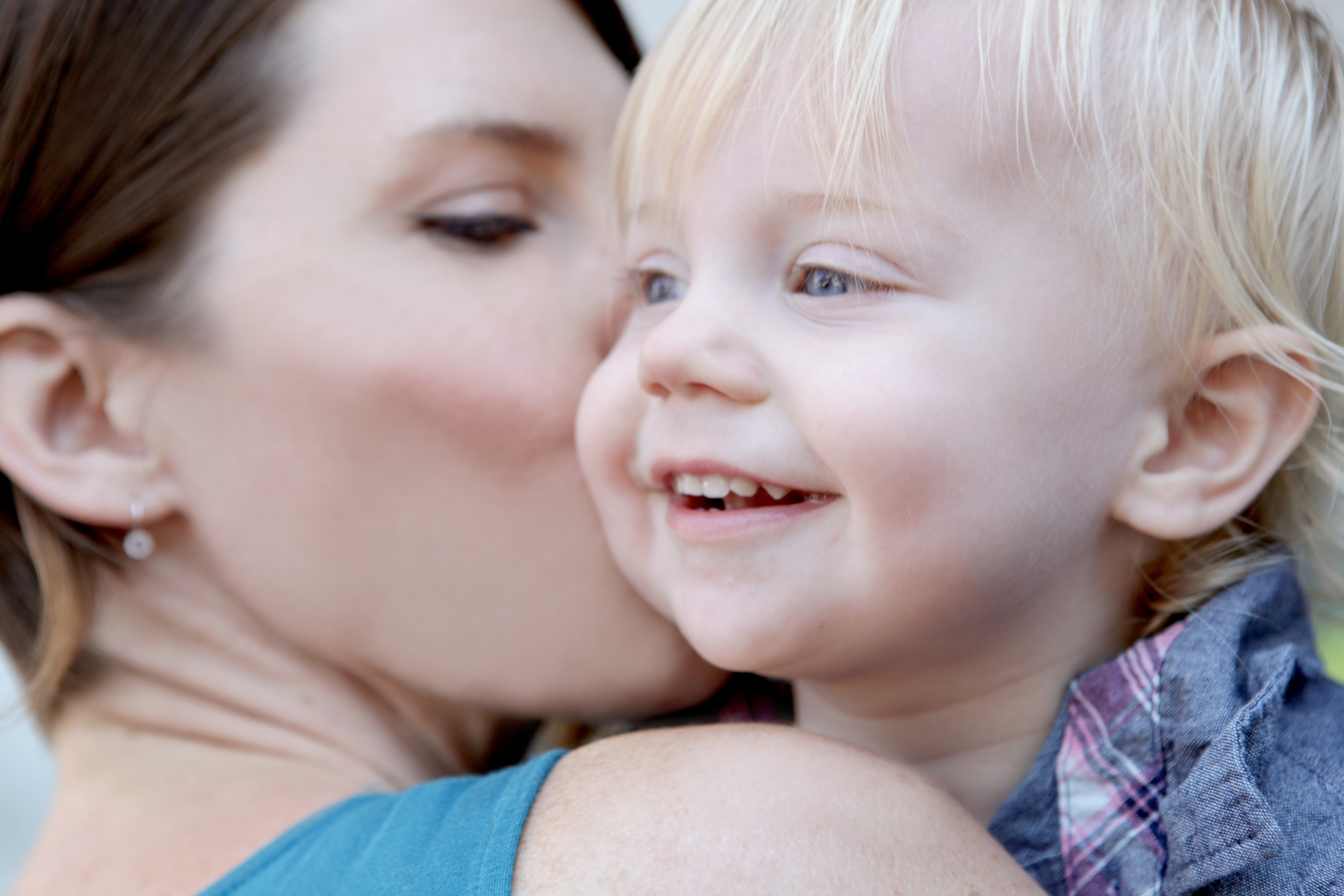 Toddlers can go from smiling to screaming and back again before you can blink